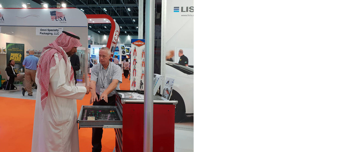 Automechanika Dubai 2018