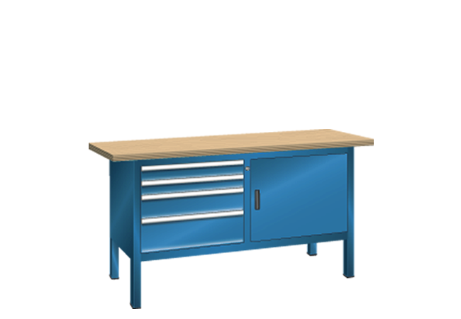 Compact workbenches