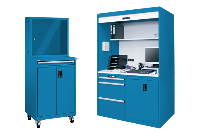 Test and inspection workstations